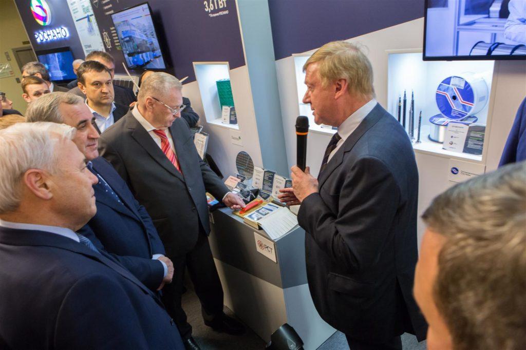«РСТ-Инвент» продемонстрировала свои RFID-решения в Госдуме